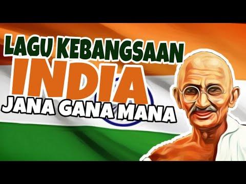 LAGU KEBANGSAAN INDIA (TERJEMAHAN BAHASA INDONESIA)