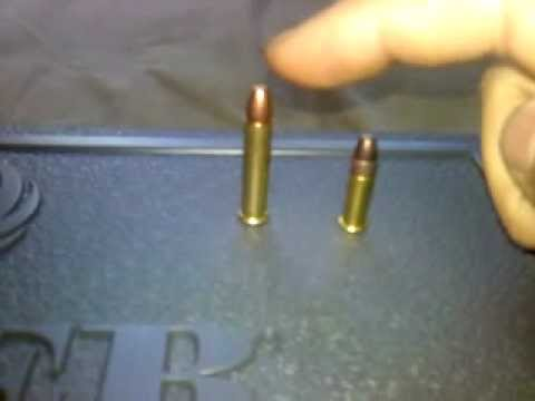 22lr Or 22wmr Whats The Difference Youtube