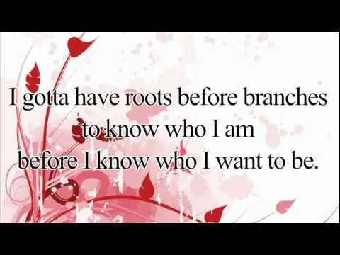 Roots Before Branches - Room For Two - With Lyrics