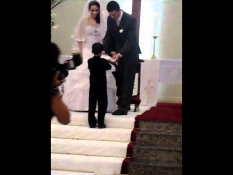 Vitor Trigo no Casamento da Renata e Fabricio em Brusque/SC