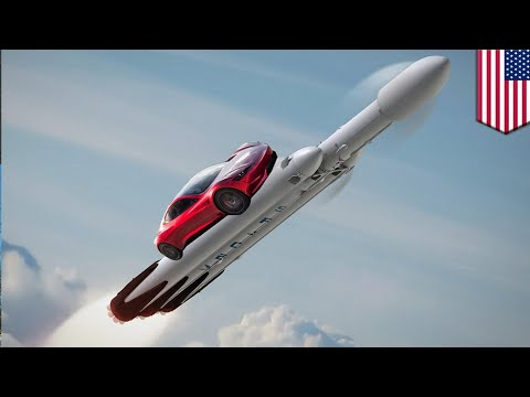 Falcon Heavy: SpaceX to launch Elon Musk's car onboard powerful Falcon Heavy rocket - TomoNews