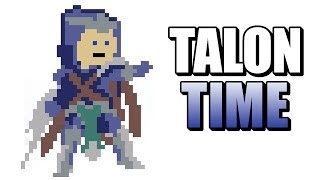 Repeat youtube video League of Legends : Talon Time