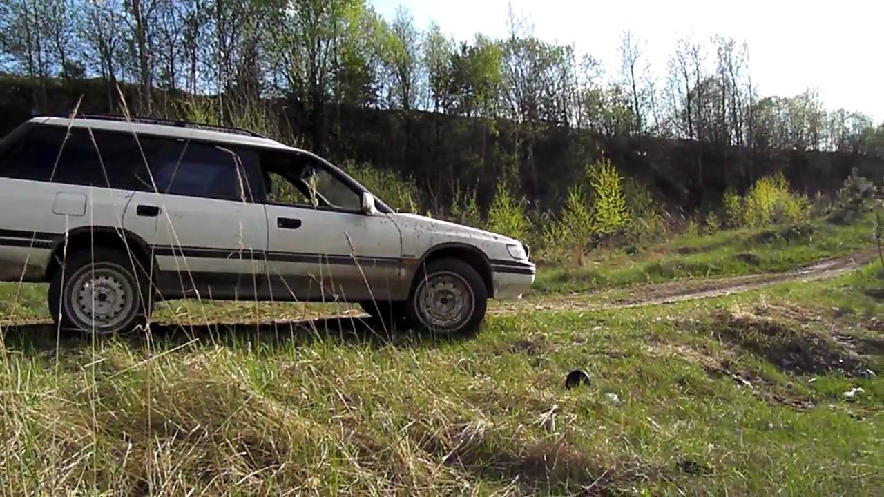 Lifted Subaru Legacy Offroad Youtube