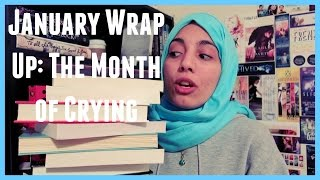 January 2015 Wrap Up - The Month of Crying