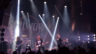 Soilwork - The Nurturing Glance (HD) Live at Rockefeller, Oslo,Norway 16.01.2019