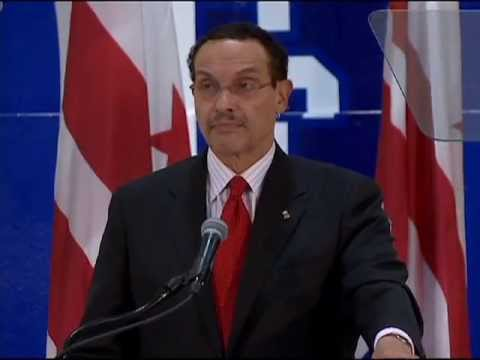 Mayor Gray Outlines Damaging Effects of Fed. Govt. Shutdown on DC, 9/10/13