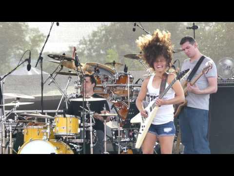 Still Got The Blues - Kristen Capolino - Rockin' On The River, Troy NY, 7-19-17. 4K