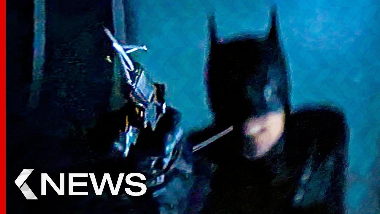 Download The Batman, Phantastische Tierwesen 3, James Bond: Keine Zeit zu Sterben... KinoCheck News