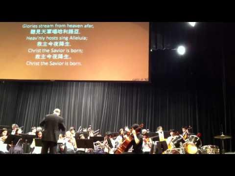 Morrison Middle School Christmas Charity Concert ~ I I