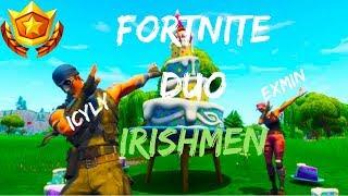 Fortnite Duo Irishmen (Battle Royale)