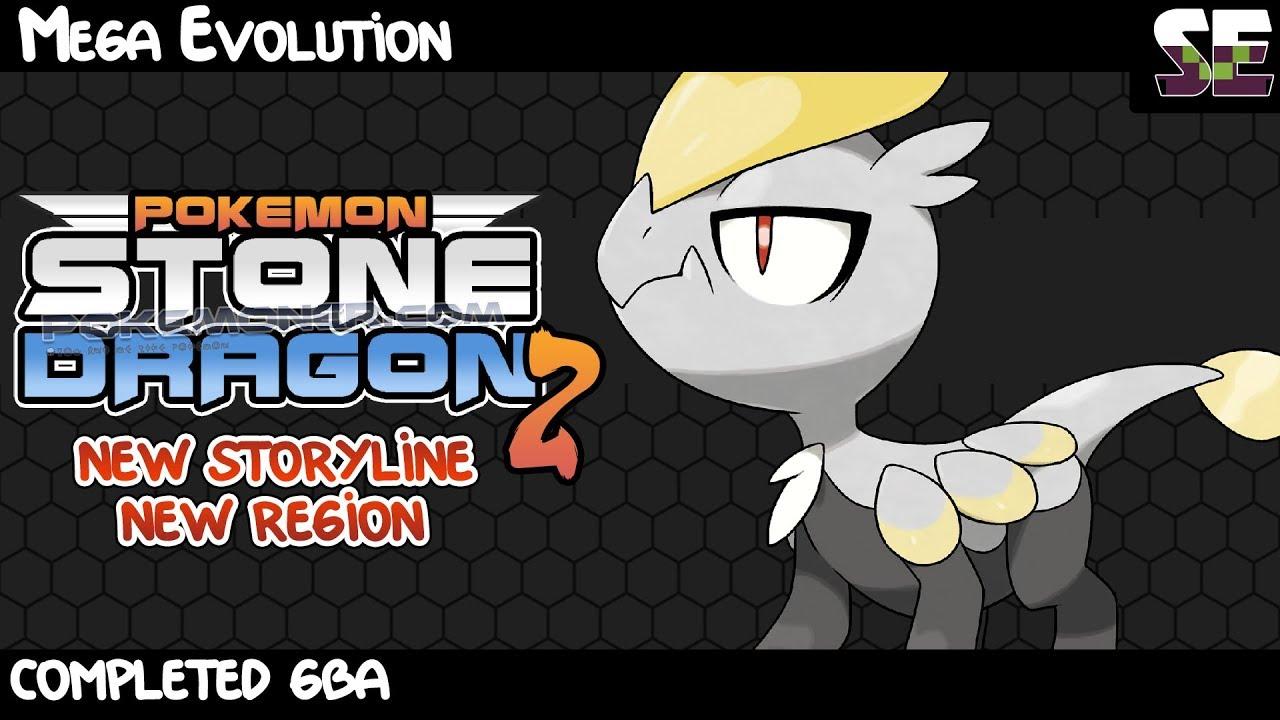 GBA] Pokemon Stone Dragon 2 Completed - Pokemoner com