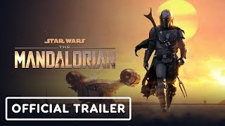 The Mandalorian - Official Trailer #1 (2019) Pedro Pascal