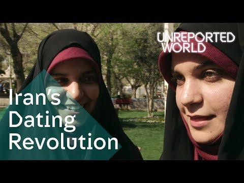 Looking for love in Iran   Unreported World