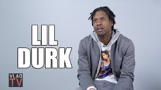 Lil Durk on the Label Finesse Game - They're Really Just Loaning You Money (Part 2)