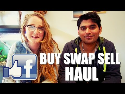 10 Free & Cheap things from BUY SWAP SELL Groups | Facebook Haul