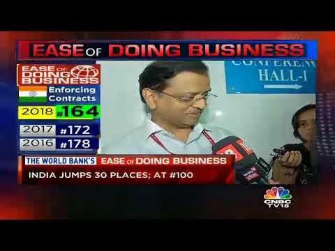 Eco Affair Secy Subhash Chandra Garg Speaks To CNBC-TV18