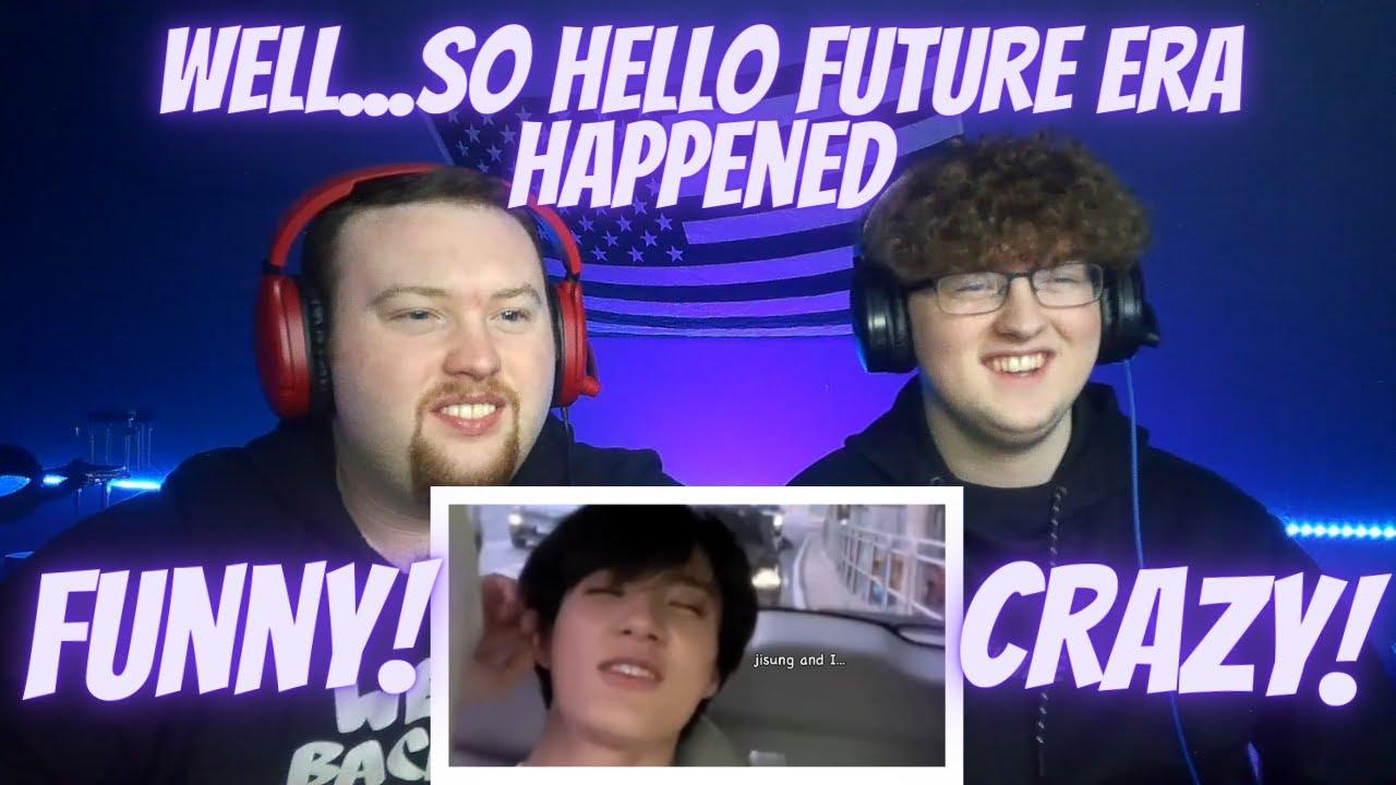 """Well.....so Hello Future Era Happened"" | NCT Funny Moments | Reaction!!"