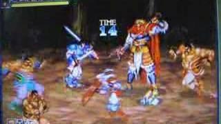 The Final Boss of Tenchi wo Kurau II.