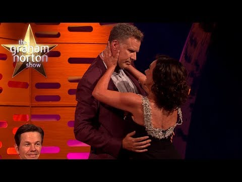 Download Youtube: Will Ferrell and Shirley Bassey Do A Sexy Dance - The Graham Norton Show