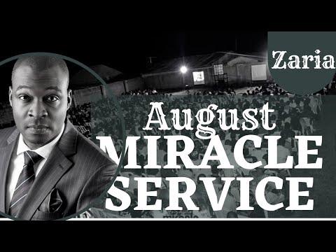 Download Koinonia Zaria - August Miracle Service with Apostle Joshua Selman