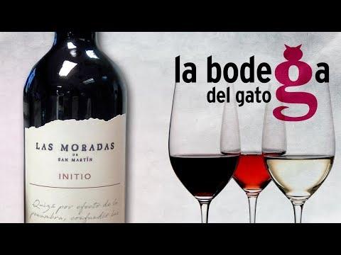 Así es el vino 'Initio' 2011, D.O. Madrid