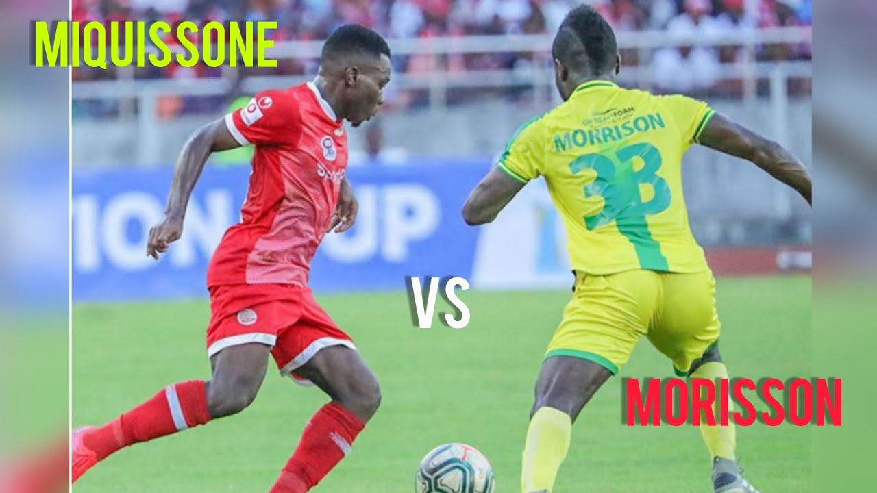 Download Luis Miquissone vs Benard Morrison Magoli na Uwezo
