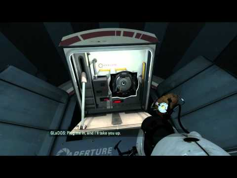 Portal 2 Chapter 9 The Part Where He Kills You (Ending + Credit + Epilogue)