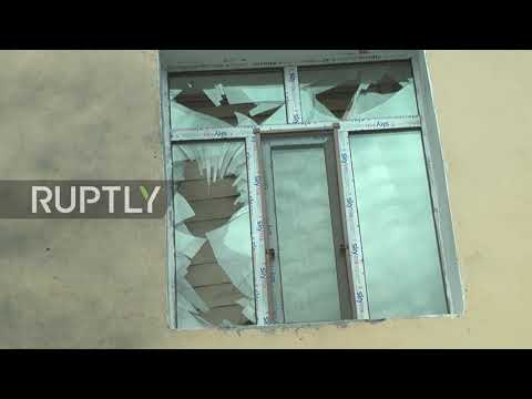 Azerbaijan: Police office in Goranboy district destroyed in shelling - prosecutor