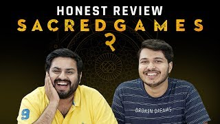 MensXP | Old Famous Honest Reviews | Sacred Games 2
