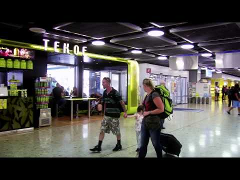 How to find Mountain Drop-Offs at Geneva Airport