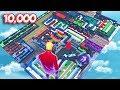 Win this EASY 2000 LEVEL DEFAULT DEATHRUN for 10,000 VBUCKS... (Fortnite Creative Mode)