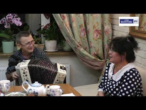В саду гуляла. Народная украинская песня! Игорь Смирнов и Наталья Хабибуллина!
