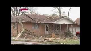 2013  Торнадо в США   5 погибших и 40 раненых