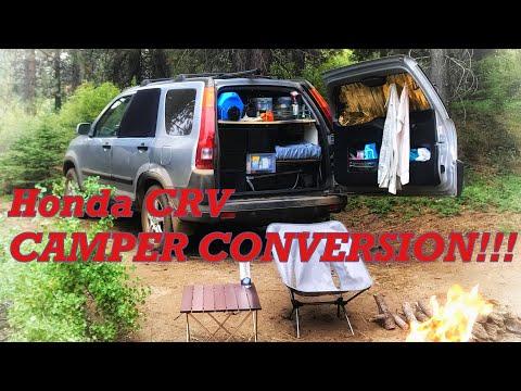 honda-crv---camper-conversion-(full-time-/-diy)