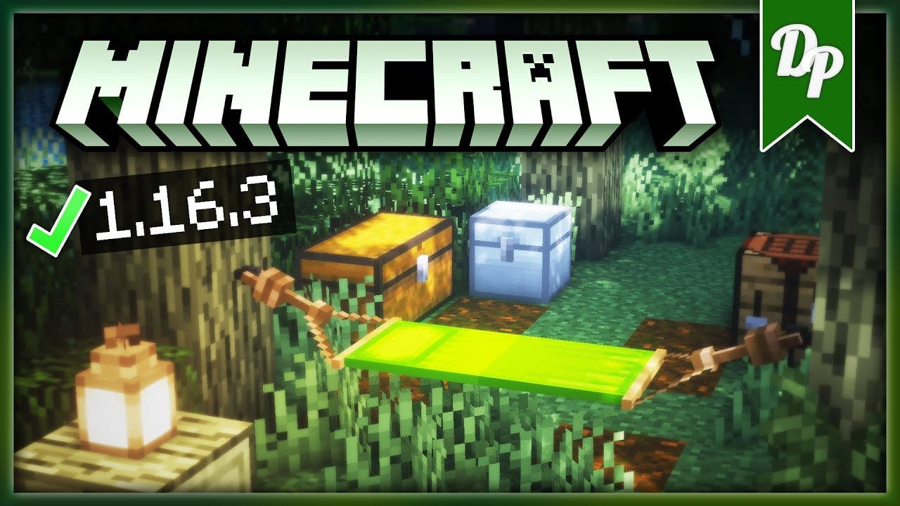1 16 3 Best Mods for Minecraft Forge 1 16 3 Hwyla Optifine and
