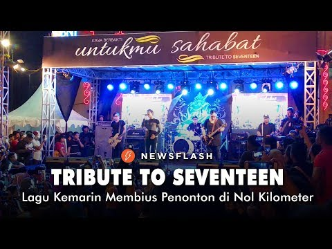 Lagu Kemarin Membius Penonton Tribute to Seventeen | NEWSFLASH