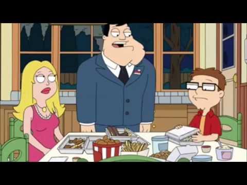 American Dad - Steve the Ba'athist