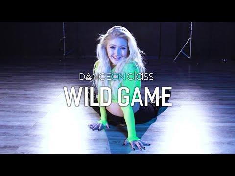Wild Game feat Monique Lawz - Michael Calfan - Choreography by Marissa Heart - Heartbreak Heels