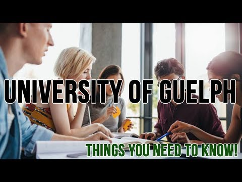 Should You School: University Of Guelph