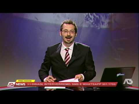 A3 NEWS PRIMA EDIZIONE - 21-03-2019 12:29A...