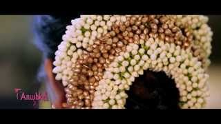Indian bridal/air brush/wedding make up /shibani nelson/anushka salon and spa/dressing