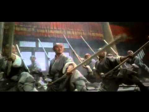 Jet Li And Partner Take On Entire Shaolin Temple