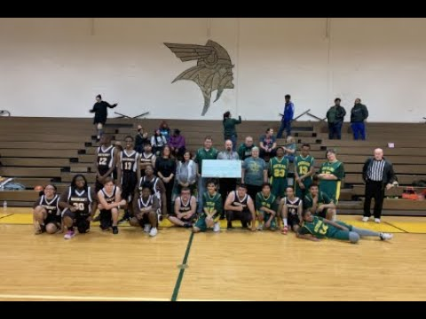 Northland Beechcroft Special Olympics Basketball Game