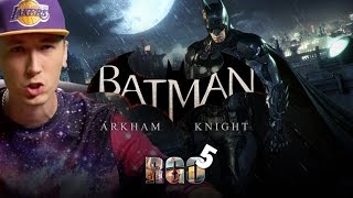 'RAPGAMEOBZOR 5' — Batman: Arkham Knight