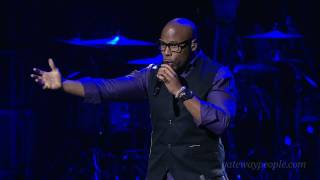 Anthony Evans Live at Gateway Church - Awesome Lyrics