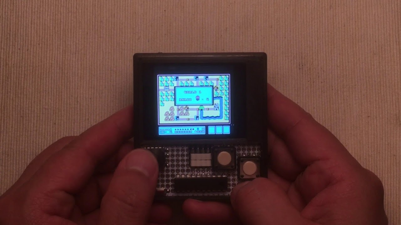 ESP32 Handheld Game Console: 21 Steps (with Pictures)