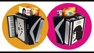 Unboxing The Weird Al Squeeze Box