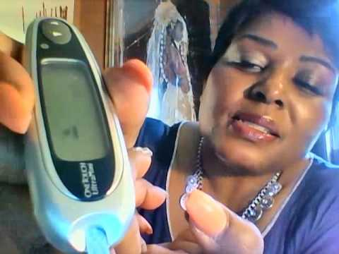 Onetouch Ultramini Blood Glucose Monitoring System Instructions For Diabetics