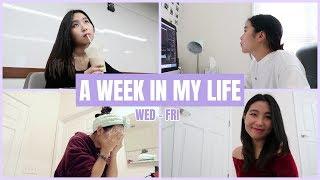 [VLOG] A Week in My Life: Wed-Fri (리사의 일주일: 수요일 - 금요일편)
