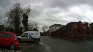 Tudor Caravan Park, Coach in Lane  Video No.1